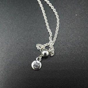 Pandora Jewelry - Authentic Pandora enamel poetic blooms necklace
